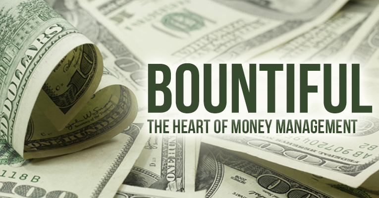 """Money Can't Buy ________."" (Bountiful S2E11)"