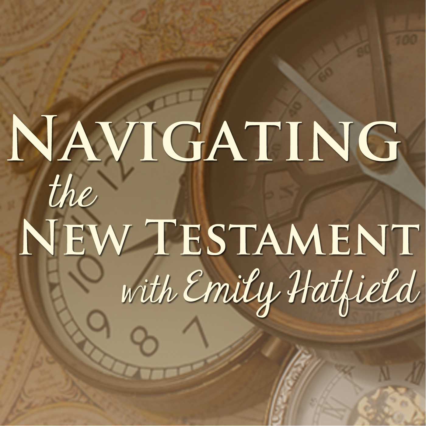Navigating the New Testament with Emily Hatfield