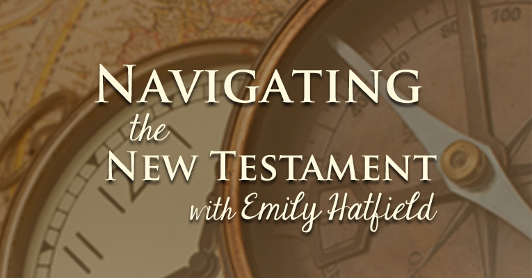 "Navigating the New Testament 016 – For Women: ""Seven Churches of Asia: Pergamum"""