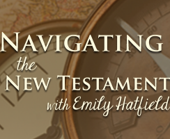 Navigating the New Testament 009